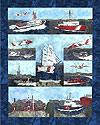 US Coast Guard - All Blocks 1-9 - Patterns Only
