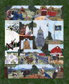 State of Pennsylvania - All Blocks 1-13 - Patterns Only